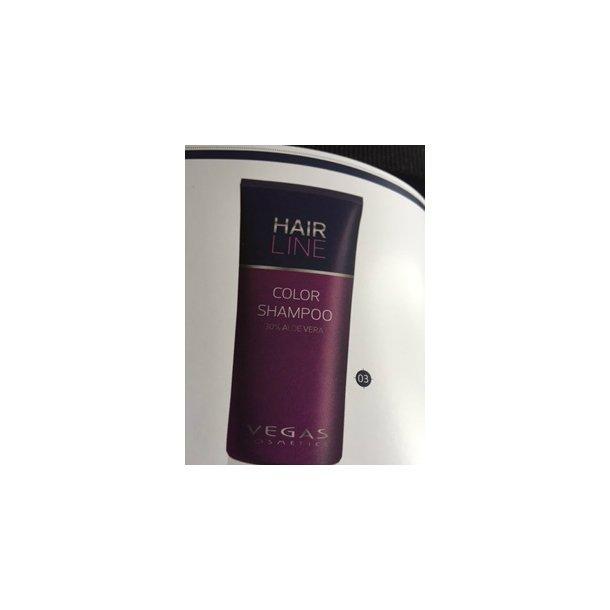 Hair Line Shampoo til farvet hår
