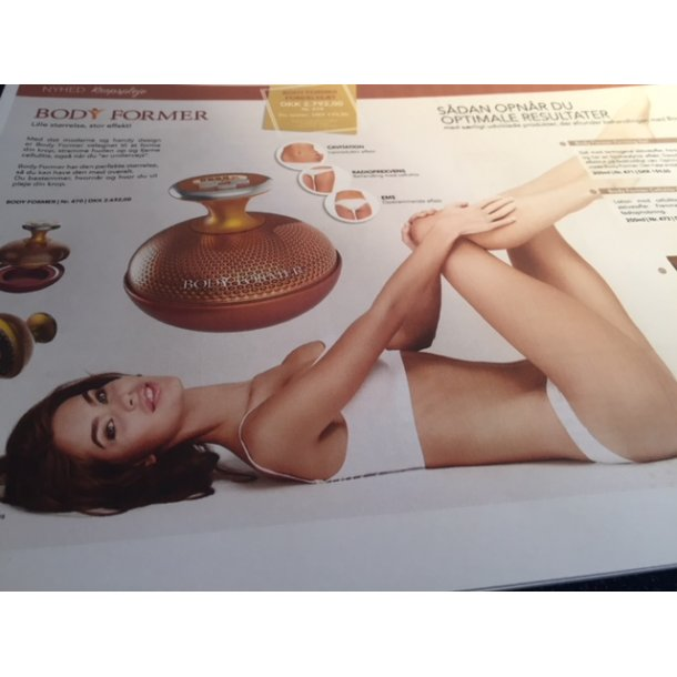 Body Former Cellulite Control